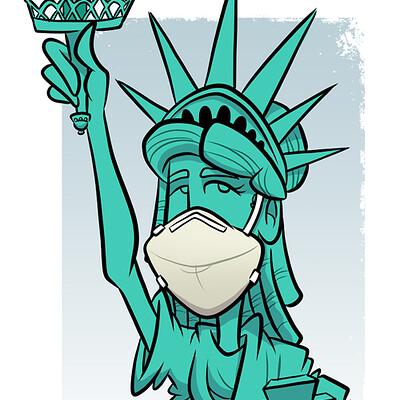 Steve rampton liberty