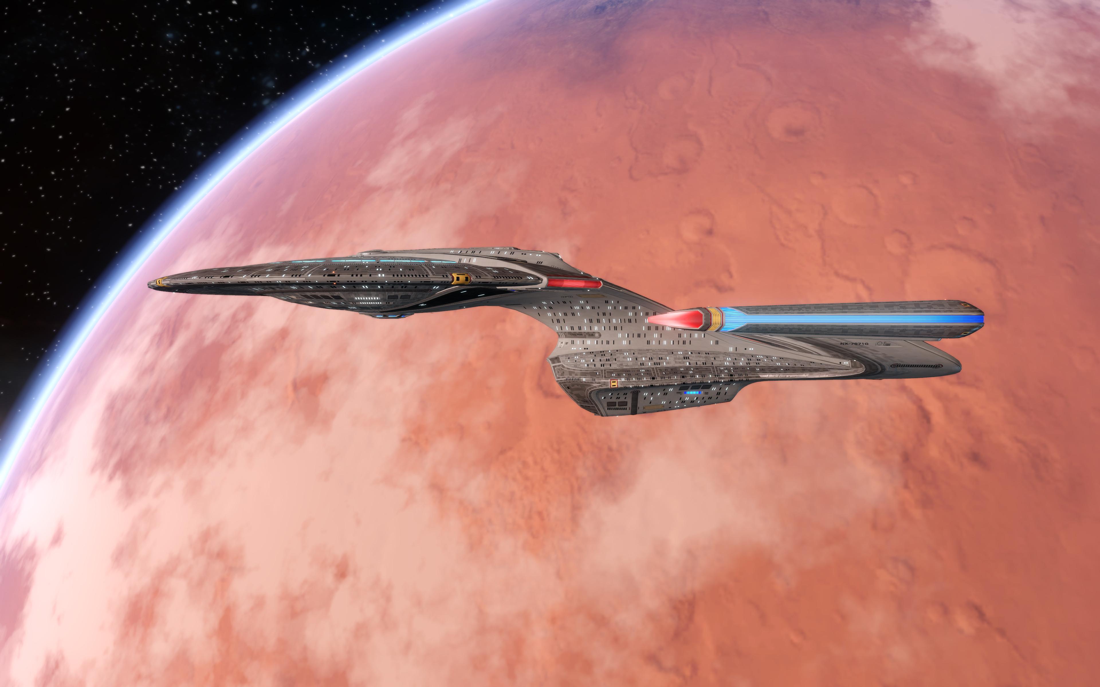Star Trek Online in-game screenshot.