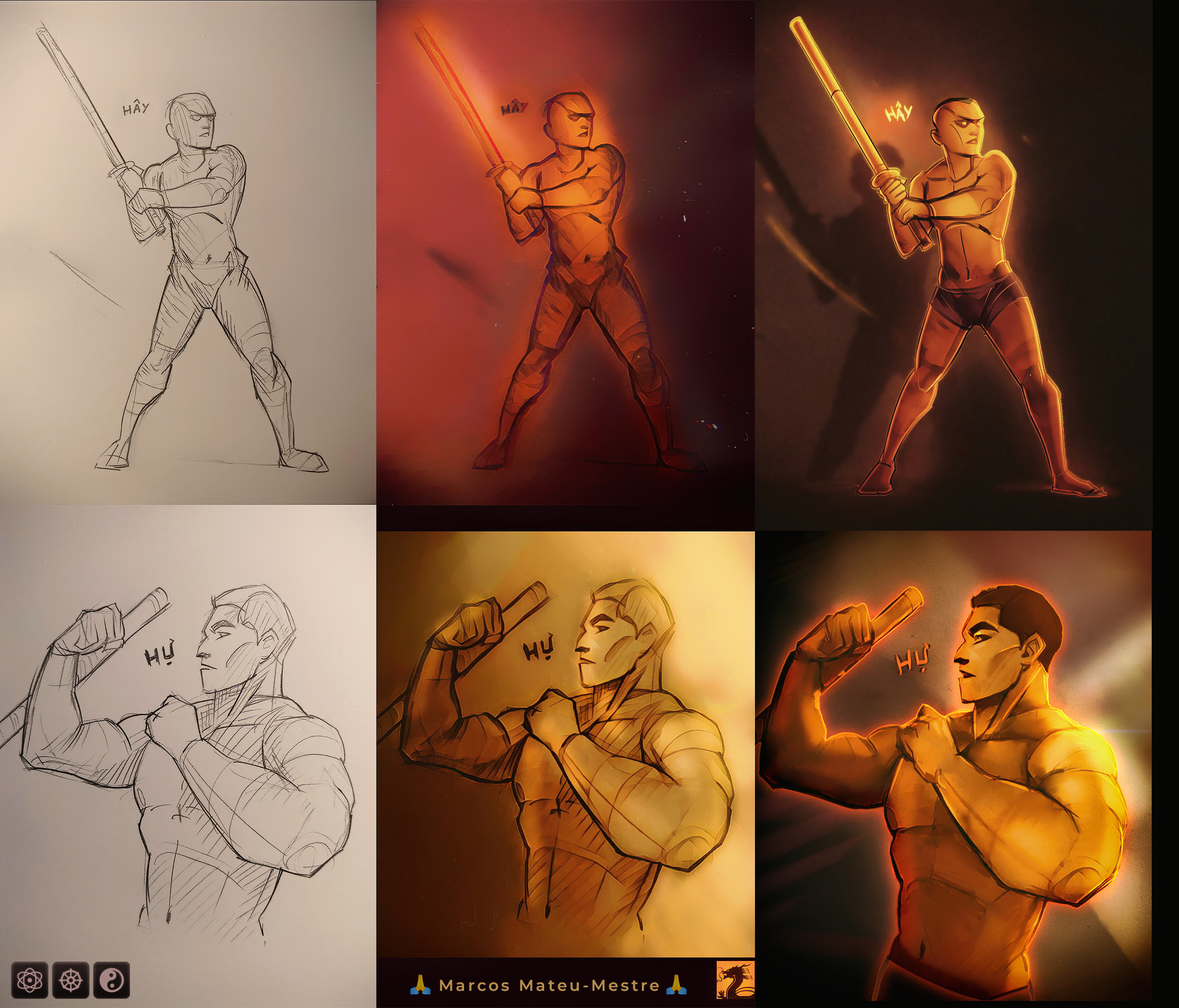 Gesture Study A