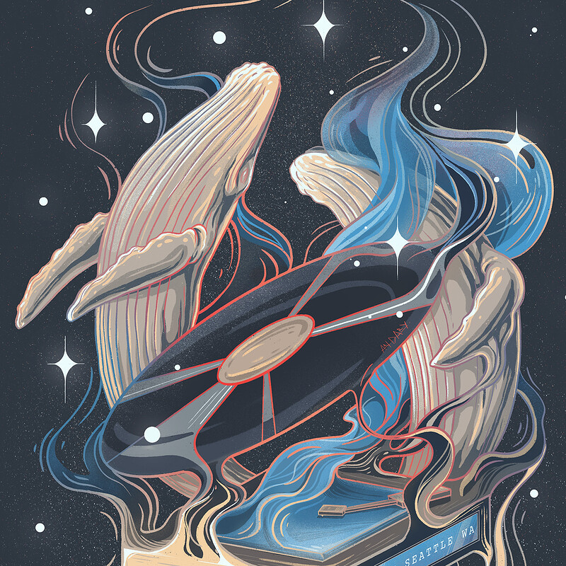 KEXP Radio Whales