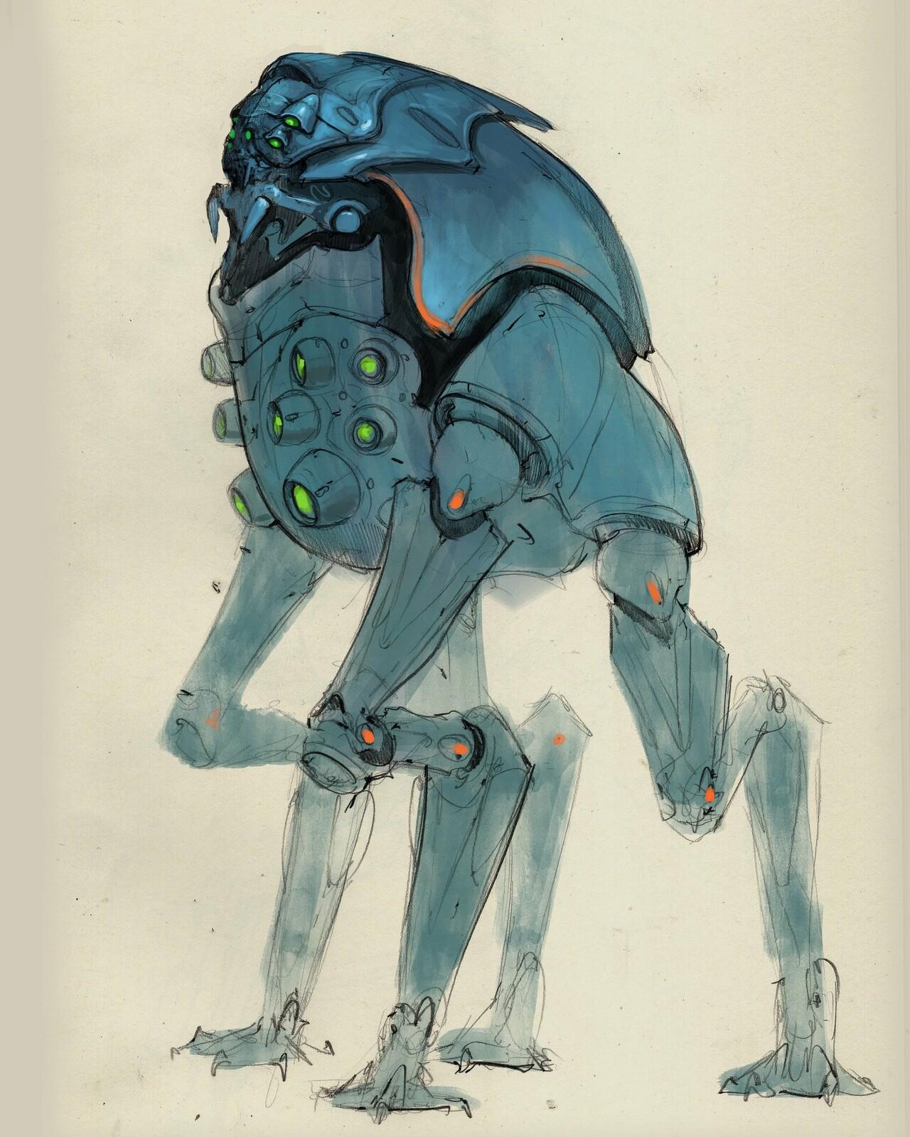 Blue Unit