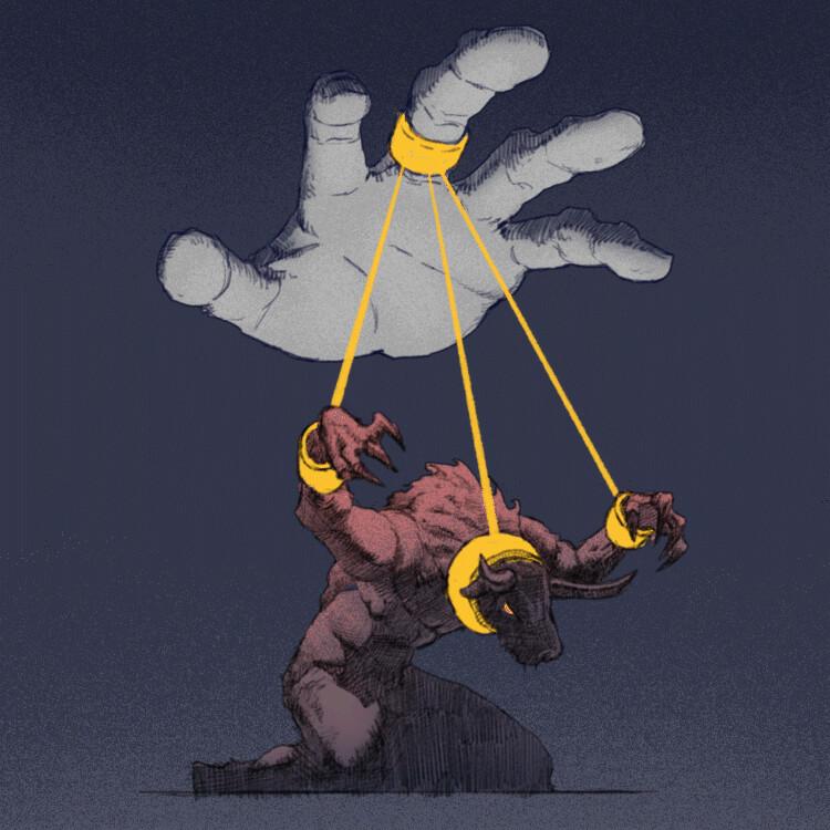 Solomon's Ring GIF