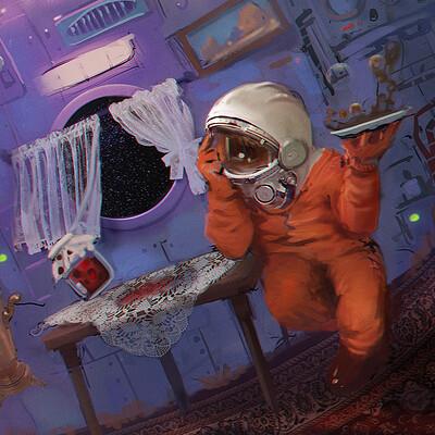 Yeve drovossekova kosmonavt4