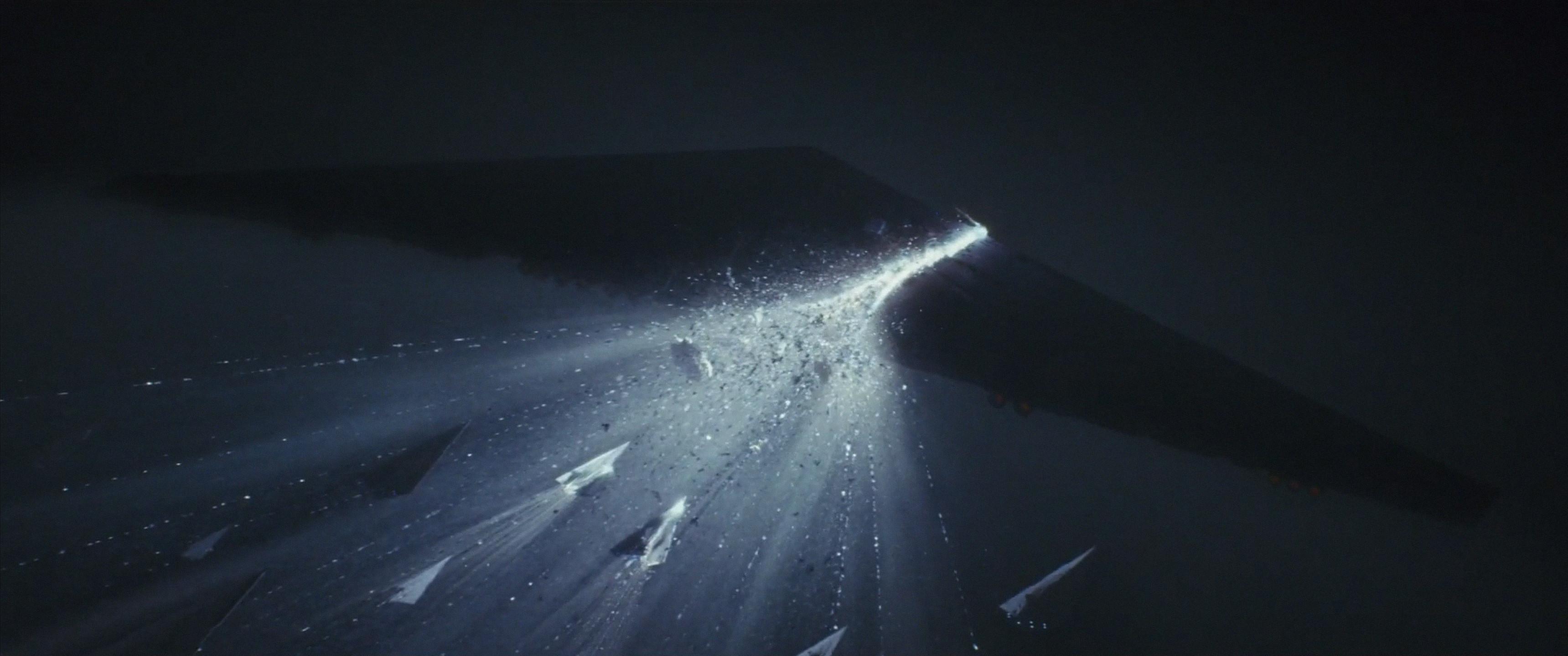 Stardestroyers - Slicing, Damage, debrish