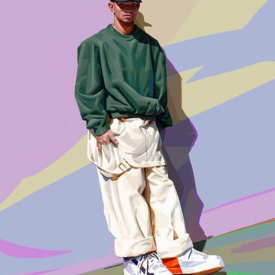 Daniel clarke style 70