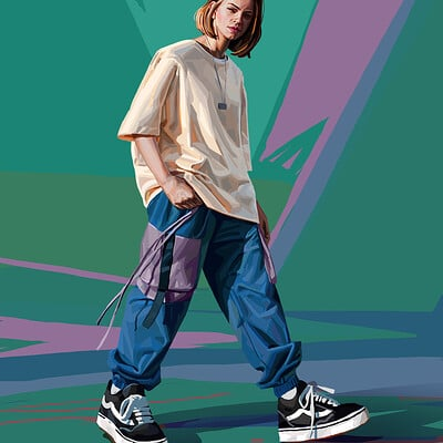 Daniel clarke style 71bc