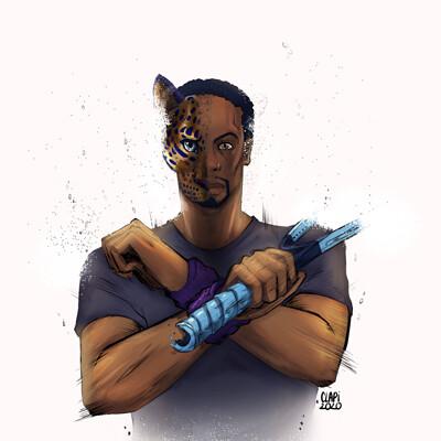 Panther Spirit