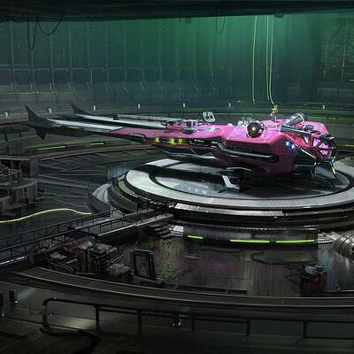 Mark zhang pink one 1b