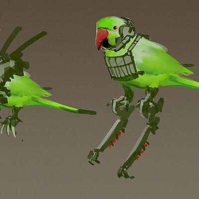 Benedick bana parrot clx lores