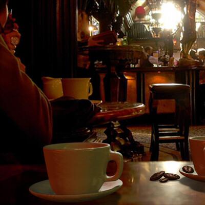 Ana zuniga cafe