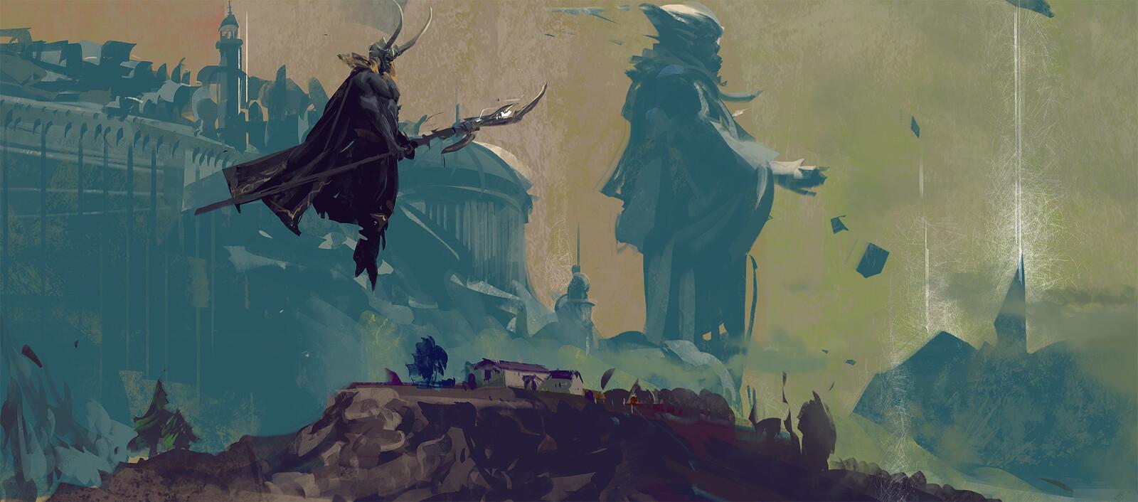 Loki's retirement