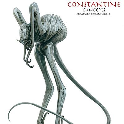 Constantine sekeris cs creature creepy fairyc