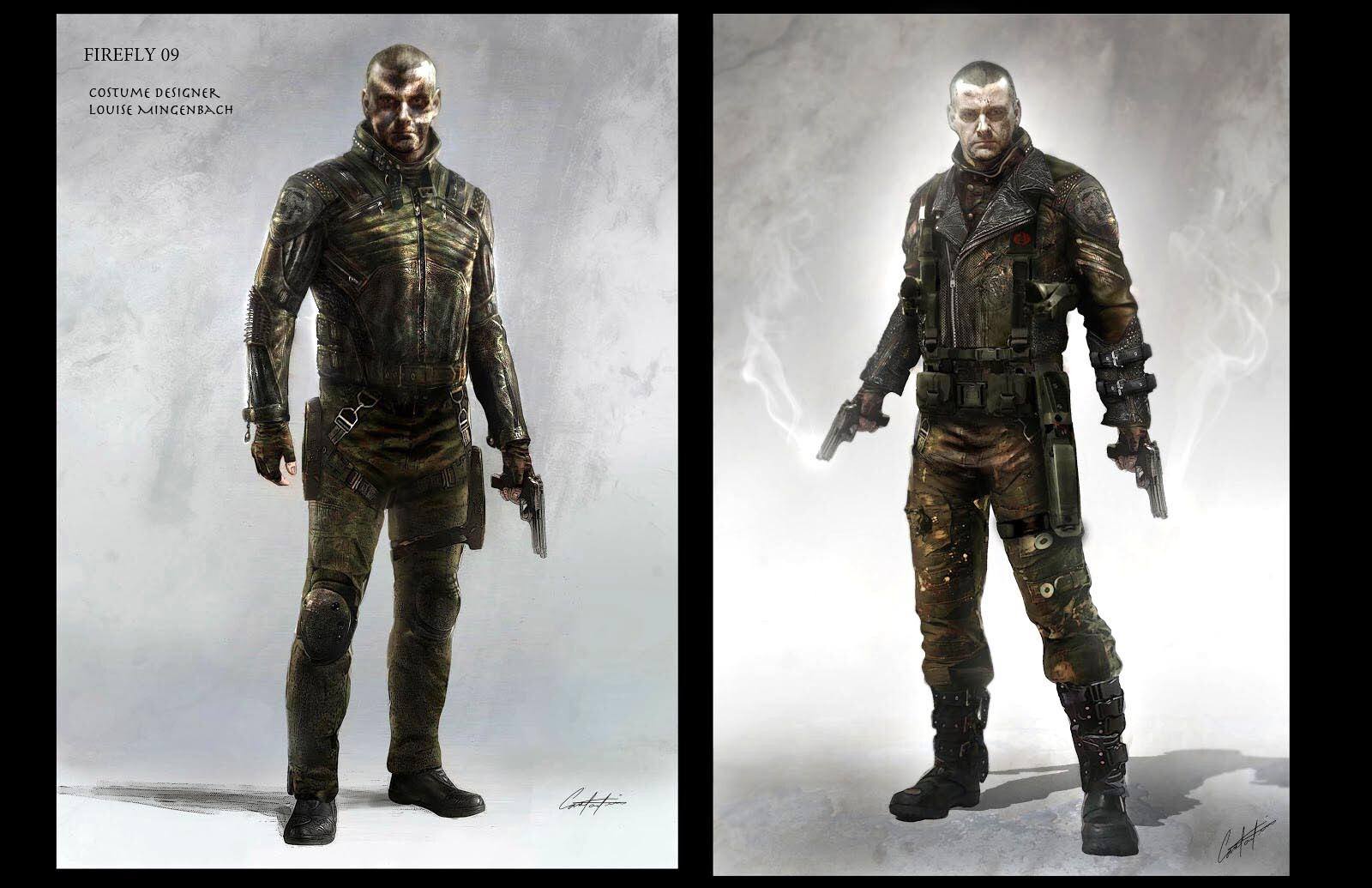 Firefly final Costume concept