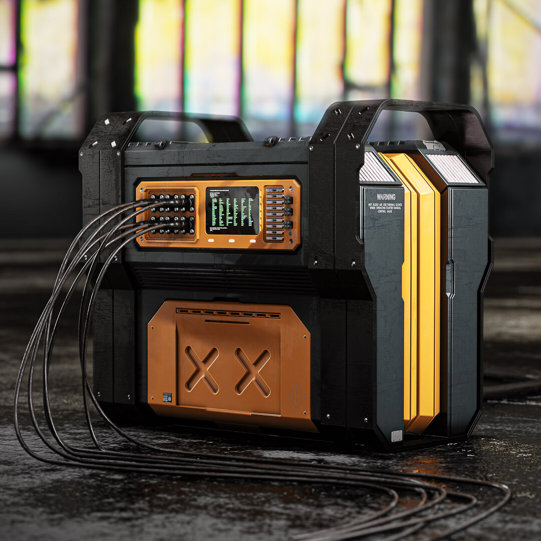 Concept Battery Charger