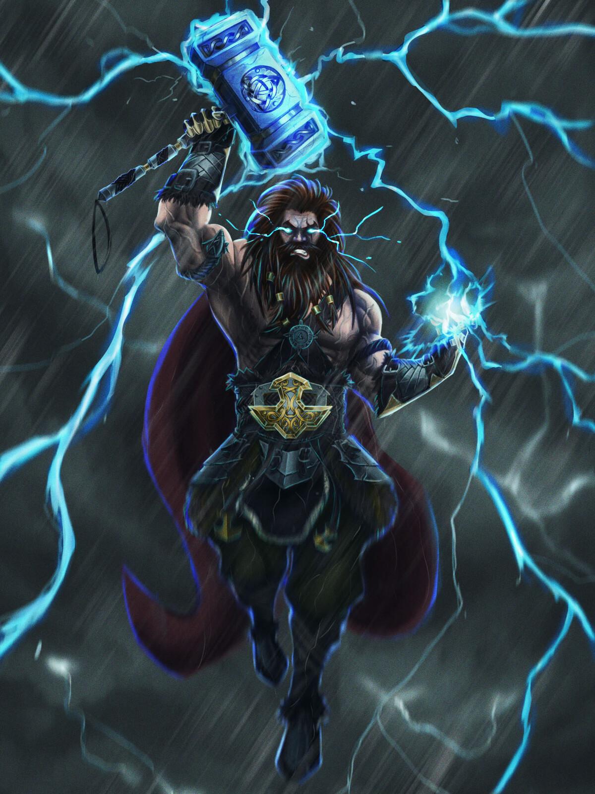 """Thor """