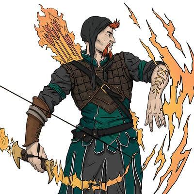 Giuseppe de iure archer mage web