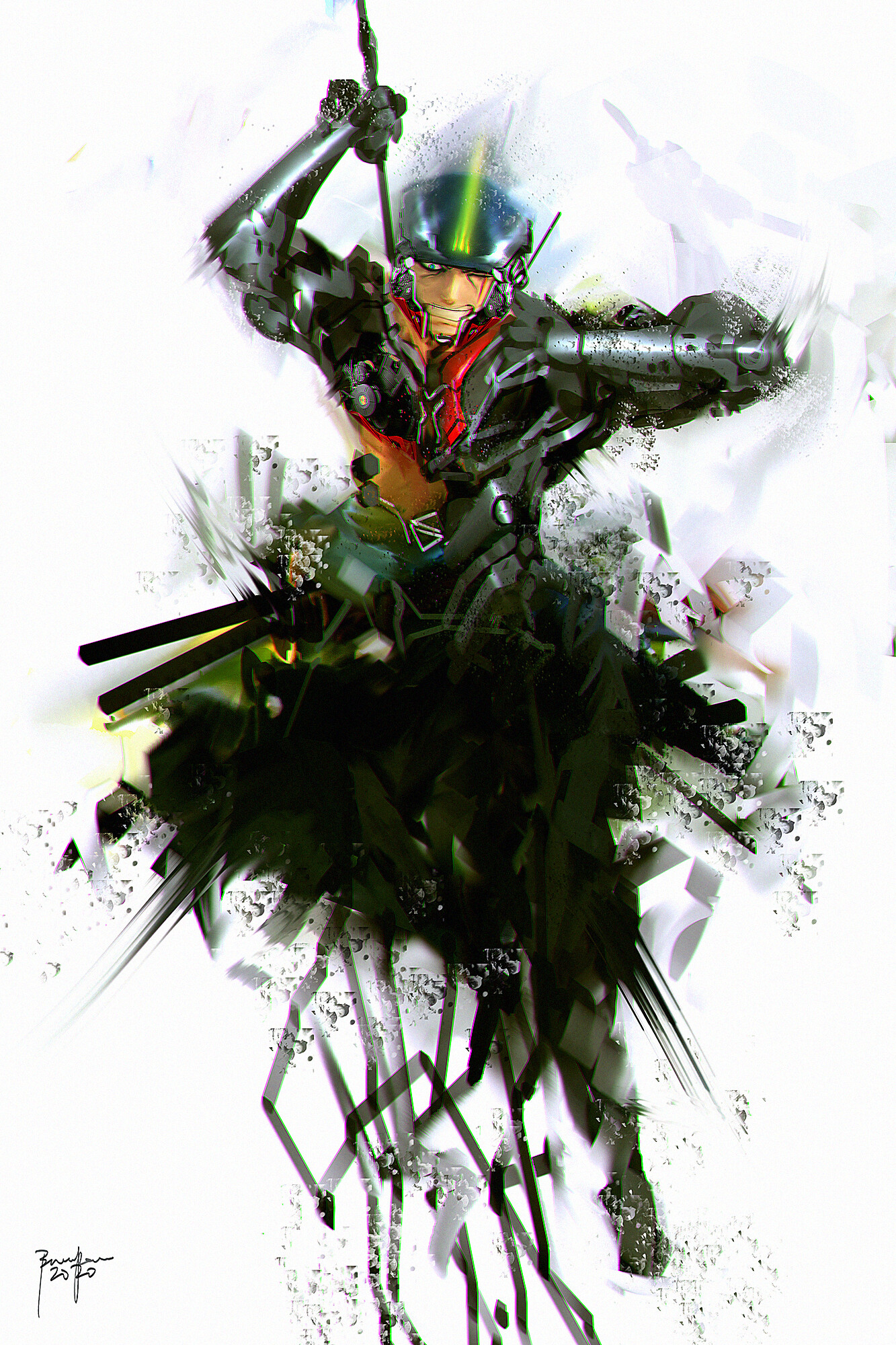 fanart - One Piece Roronoa Zoro
