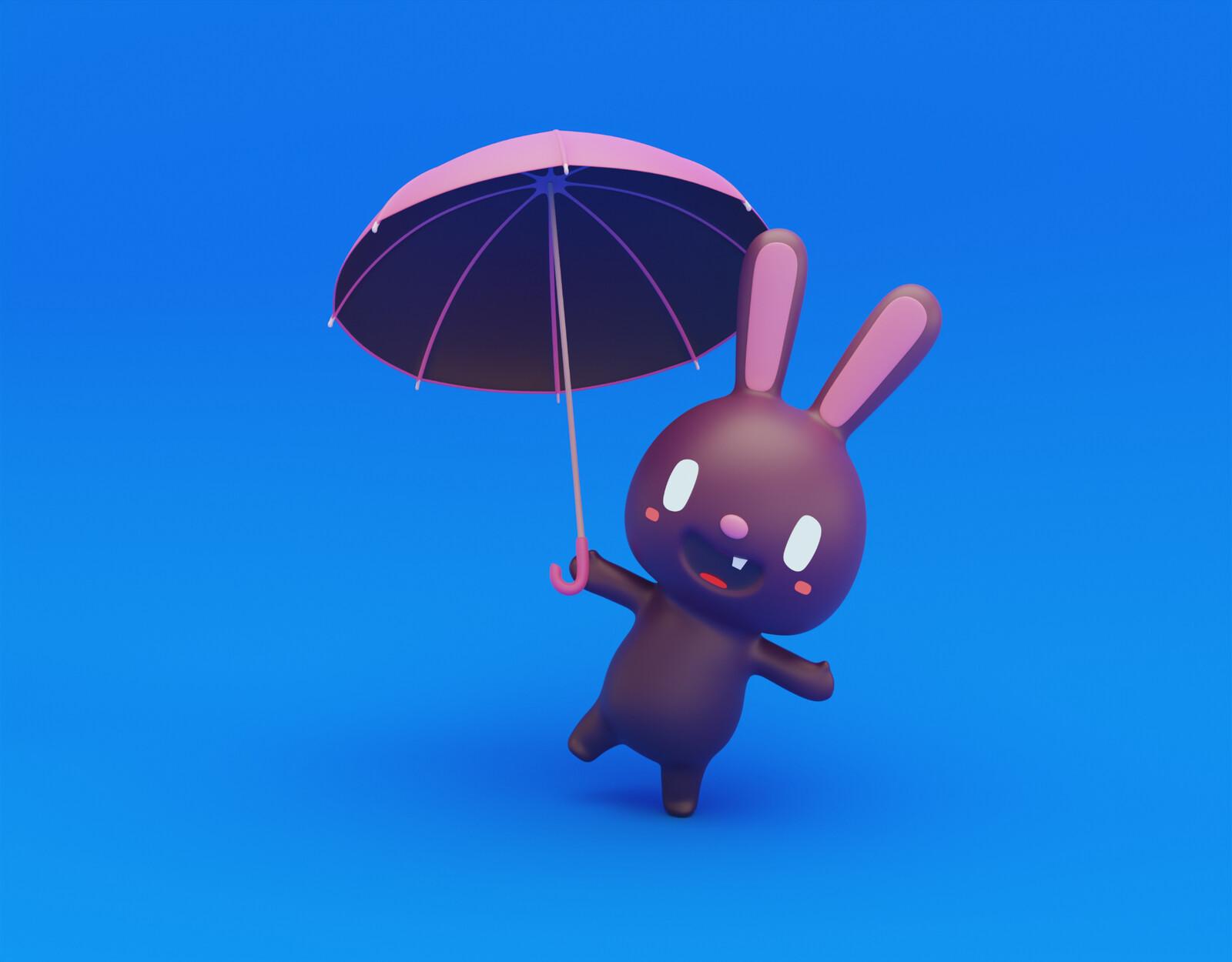 Bonus bunny