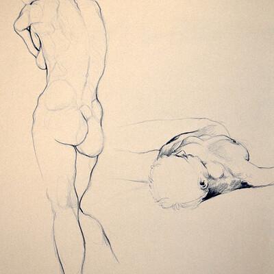 Guillaume bachmann modele vivant 02