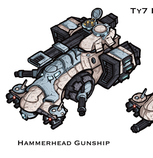 Hammerhead Gunship