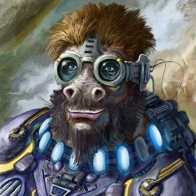 Andre mata space pilgrim