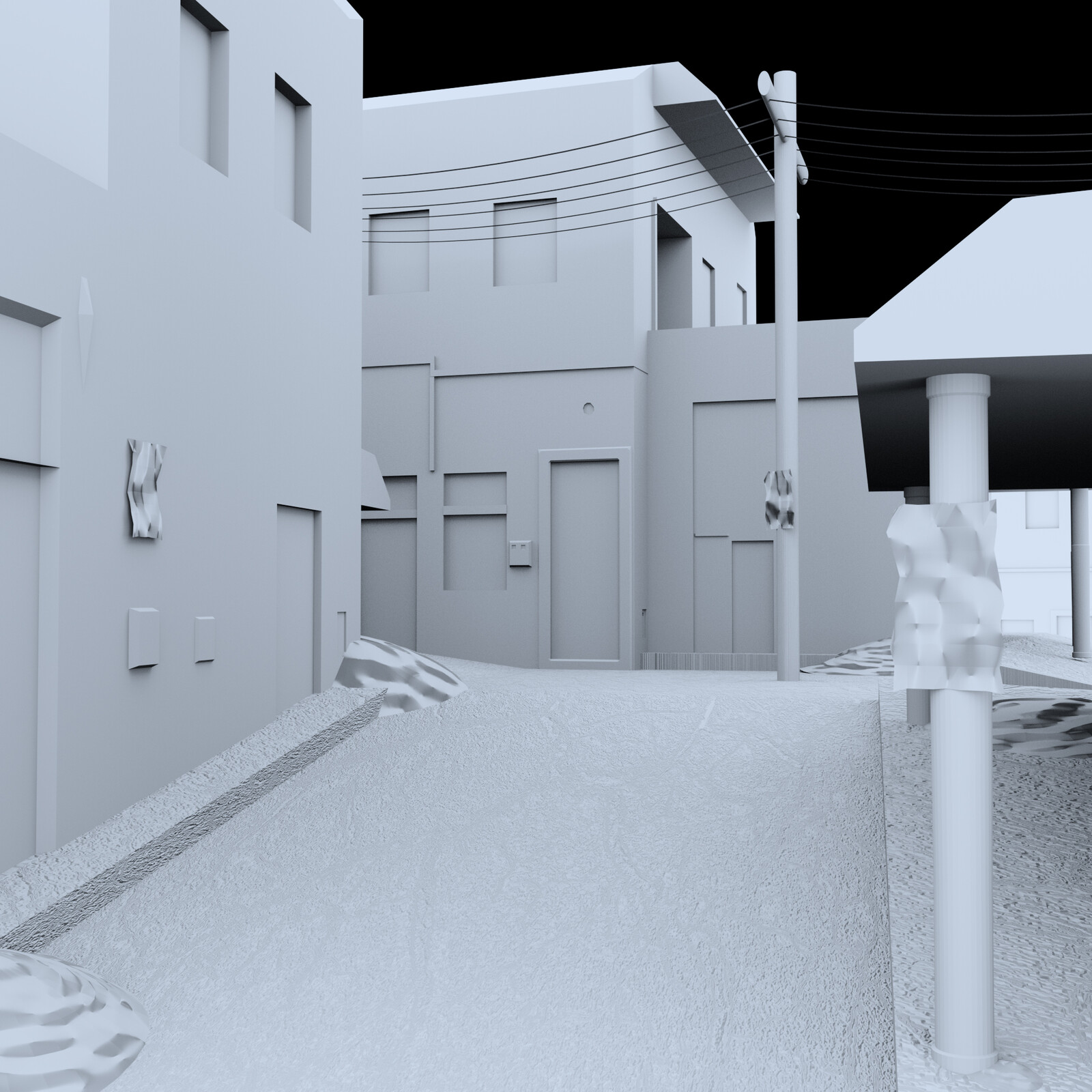 Ambient Occlusion Map