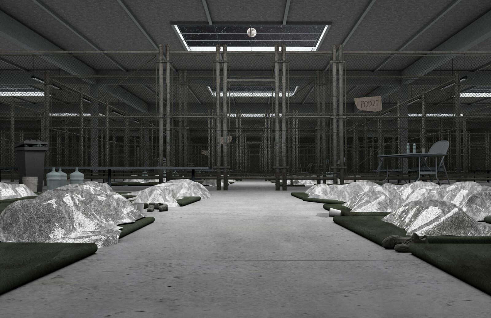 U.S Detention Centers