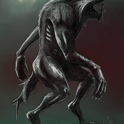Roxane lapa werewolf