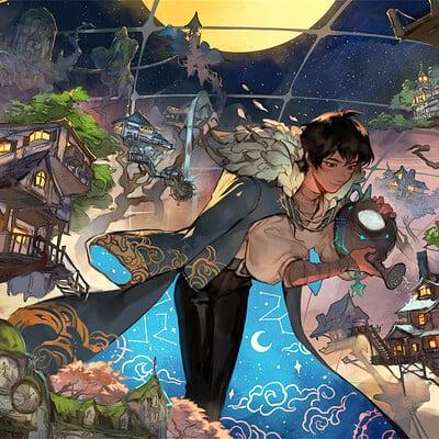 Xiao tong kong pure imagination