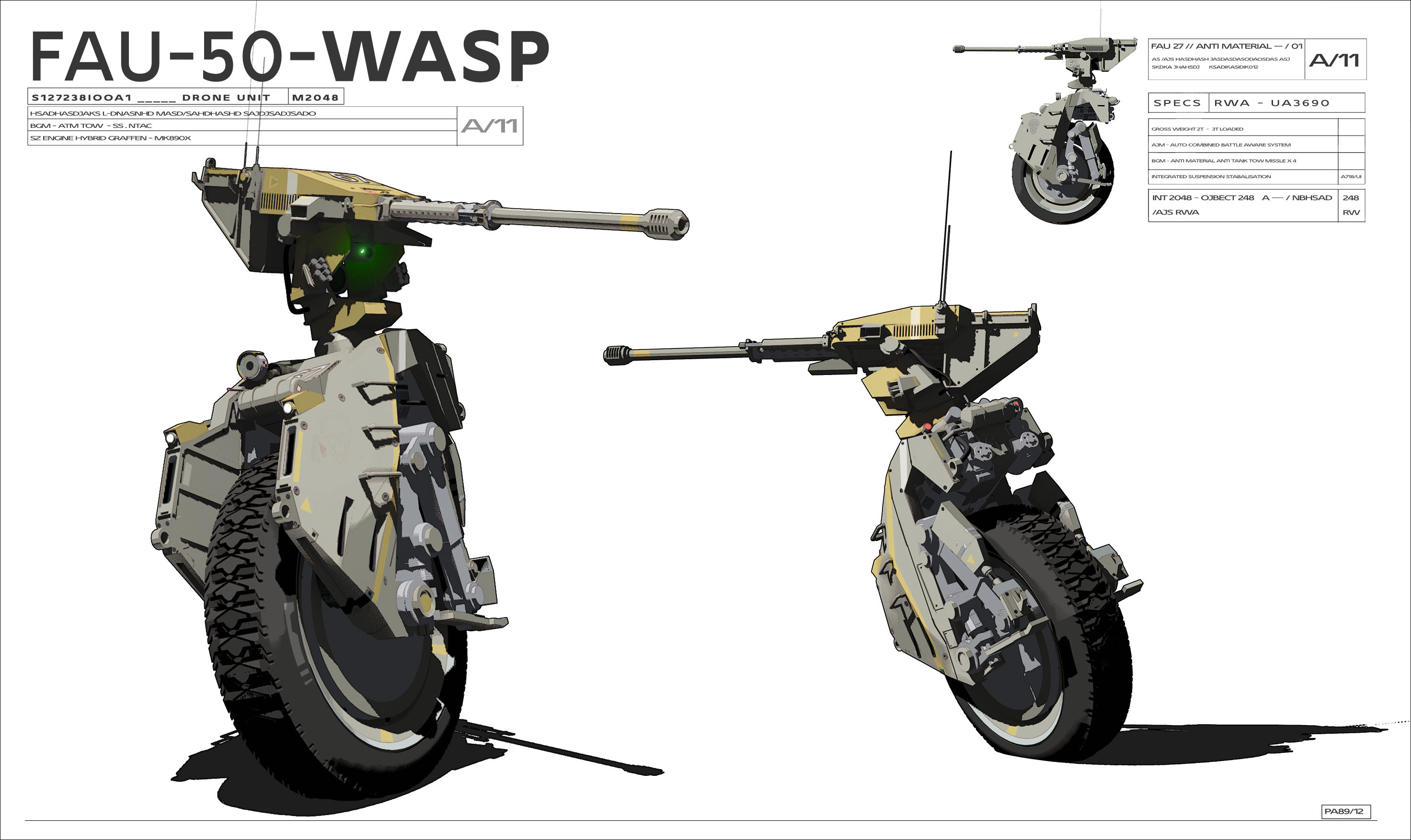 50mm cannon variant