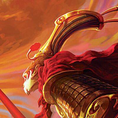 Ben zhang monkey king vs guardian warriors