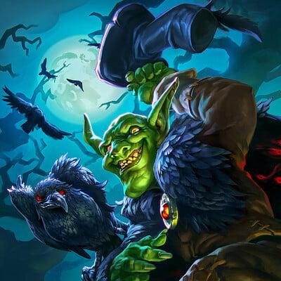 Ben zhang crow goblin 04