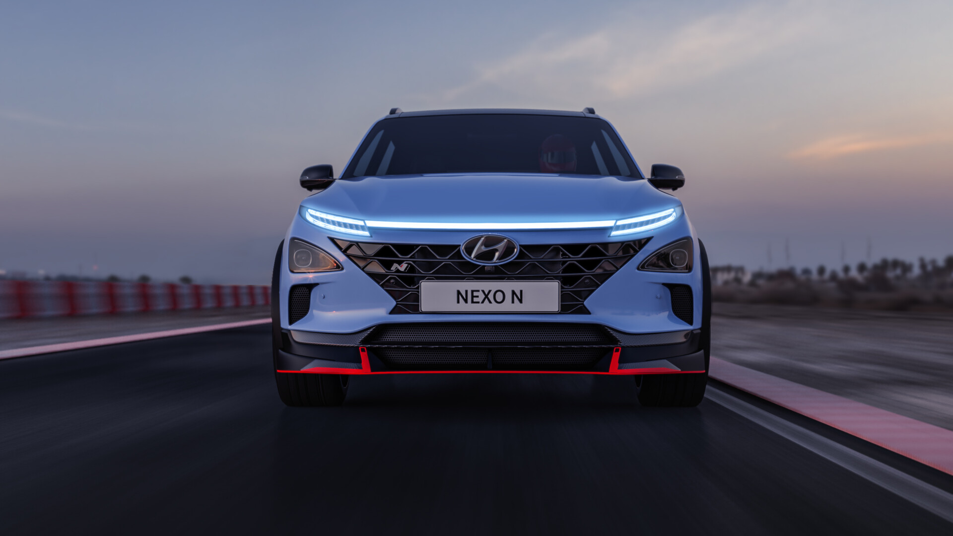 Hyundai Nexo N