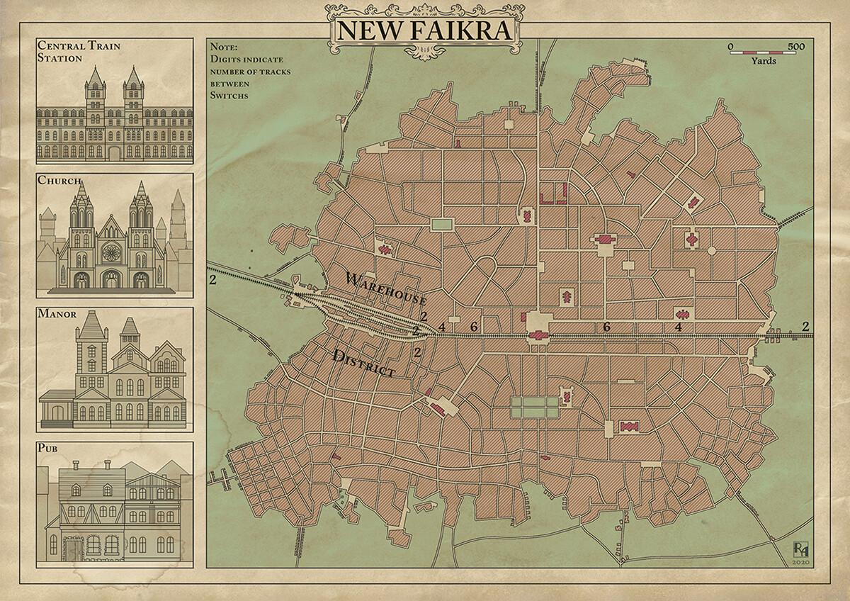 New Faikra