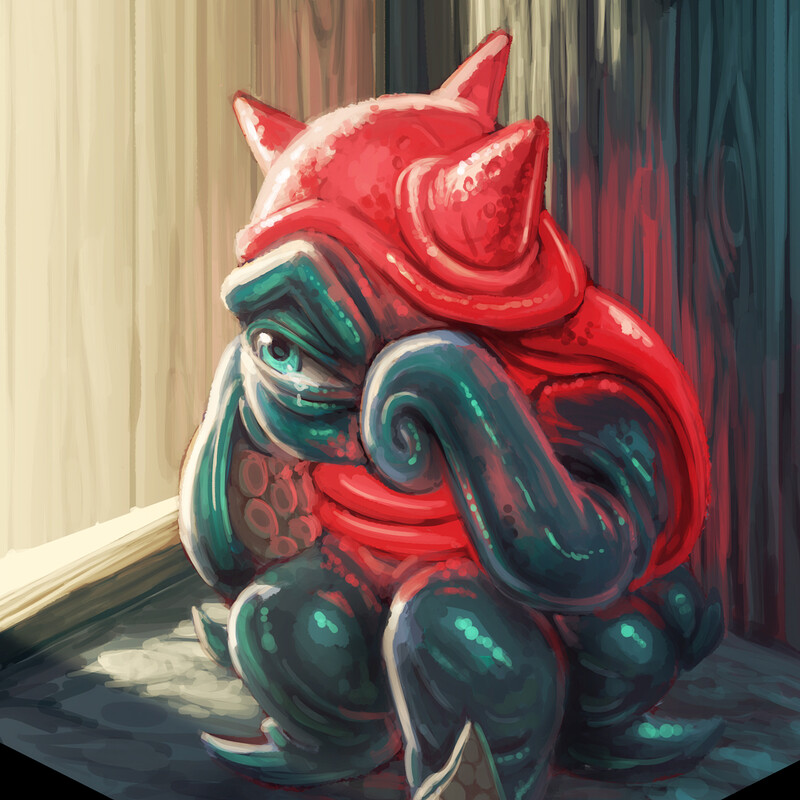 Cuarentena Perpetua - El monstruo de mi armario