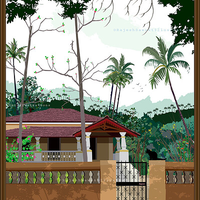 Rajesh r sawant house in goa