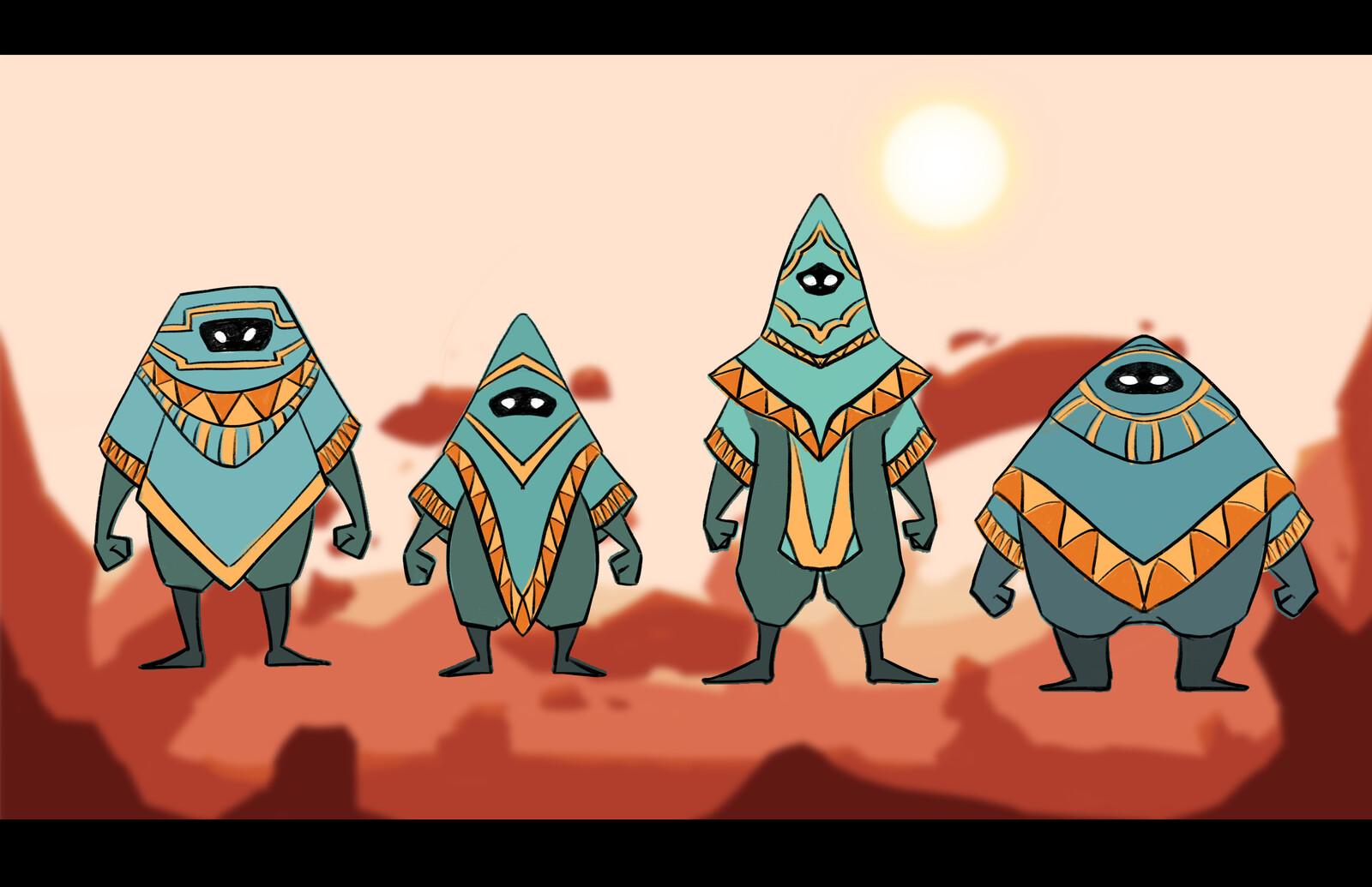 Kiln - Desert Mages