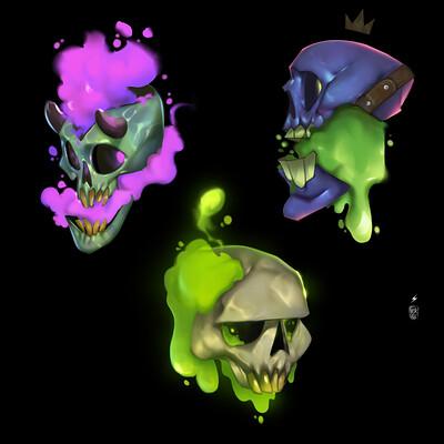 Javi salas skulls
