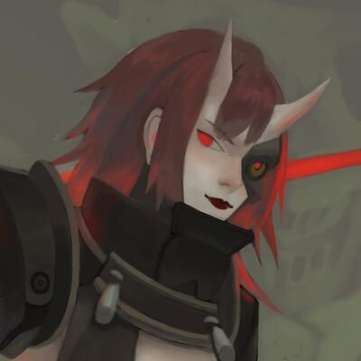 Dark ghost humanoid oc series character 27122018 13 8