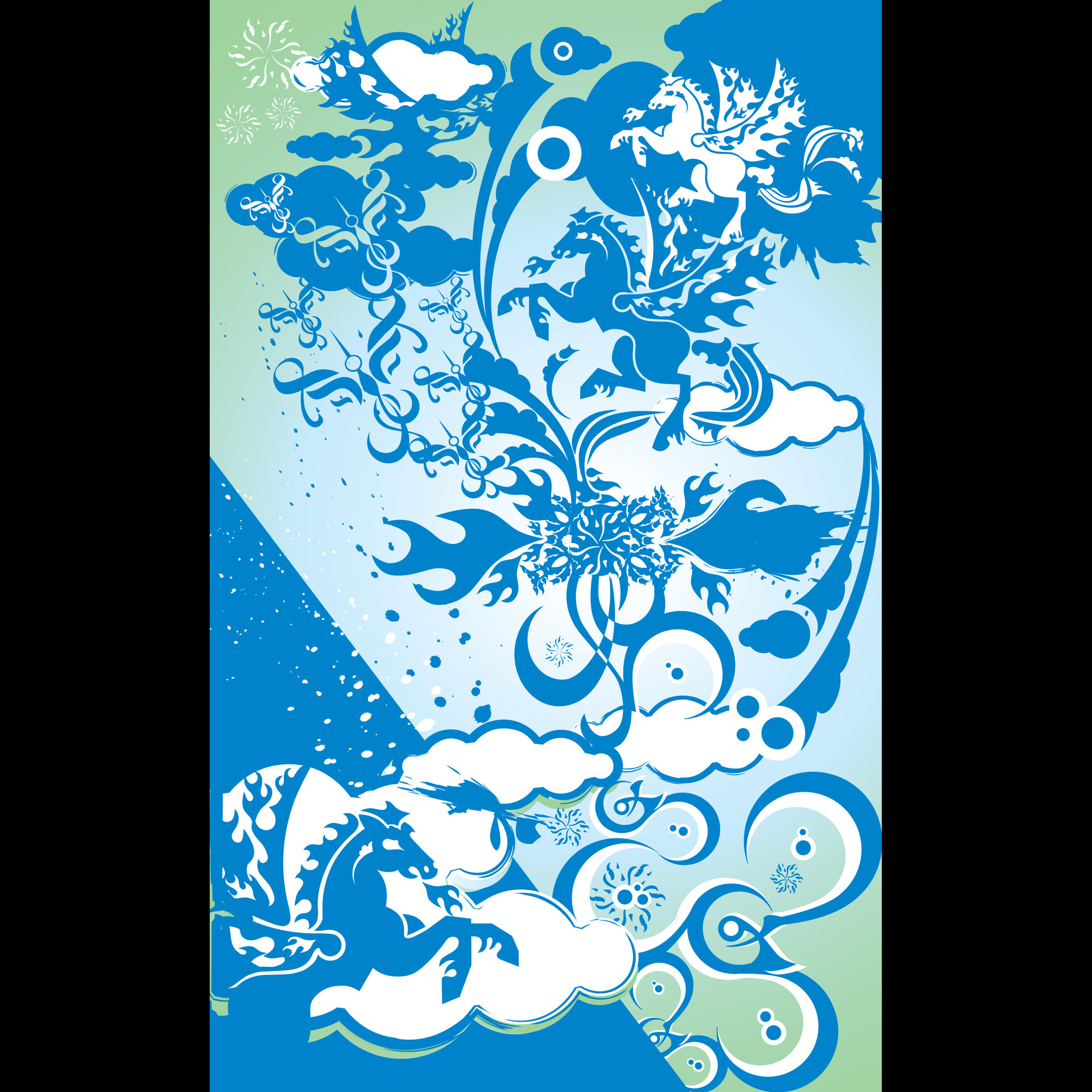 blue illustrator version