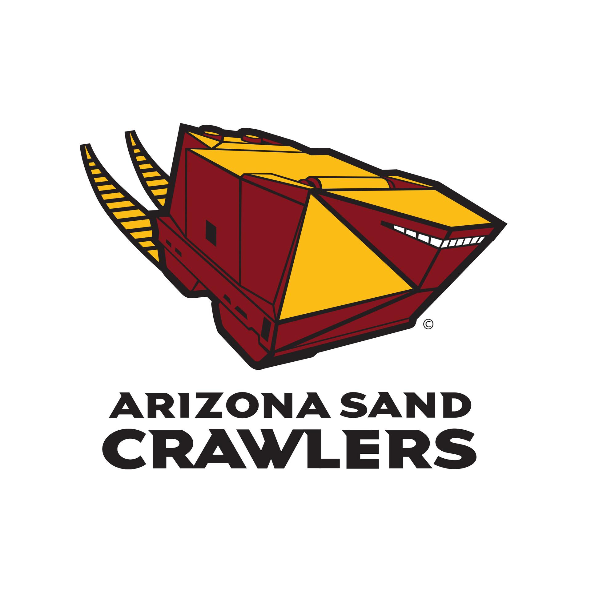 Arizona Sand Crawlers