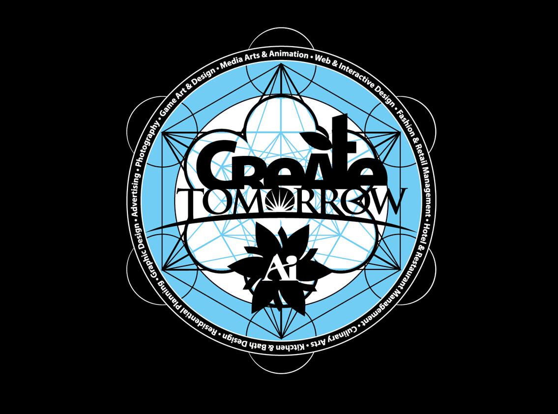Create Tomorrow T-shirt design (2nd place design contest)