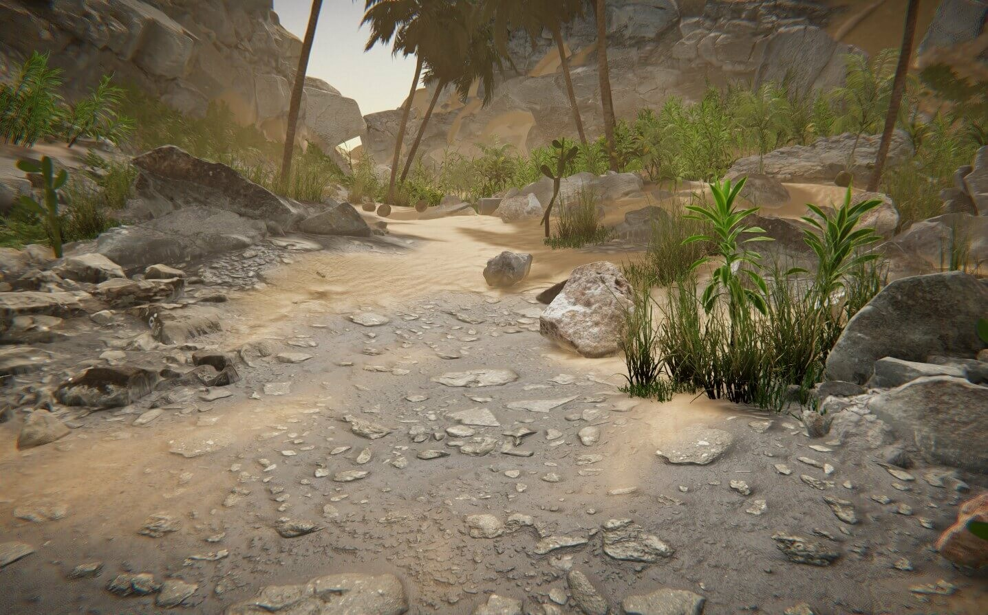 Game Ready Environment - Universal Render Pipeline - Unity