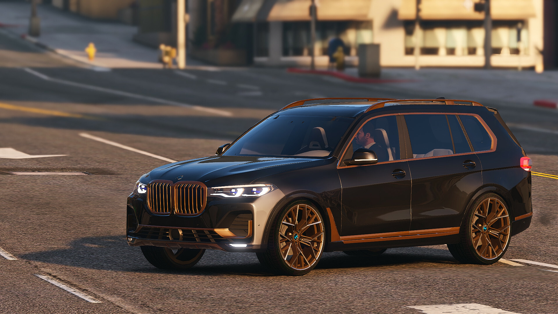Artstation Bmw X7 Imbimmer Gta5mods