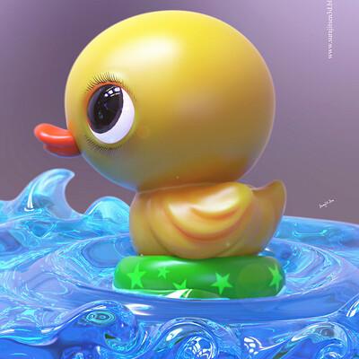 Surajit sen pingpong cg duck surajitsen april2020 2 0