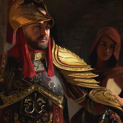 Piotr arendzikowski royal armor