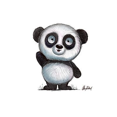 Okan bulbul panda001