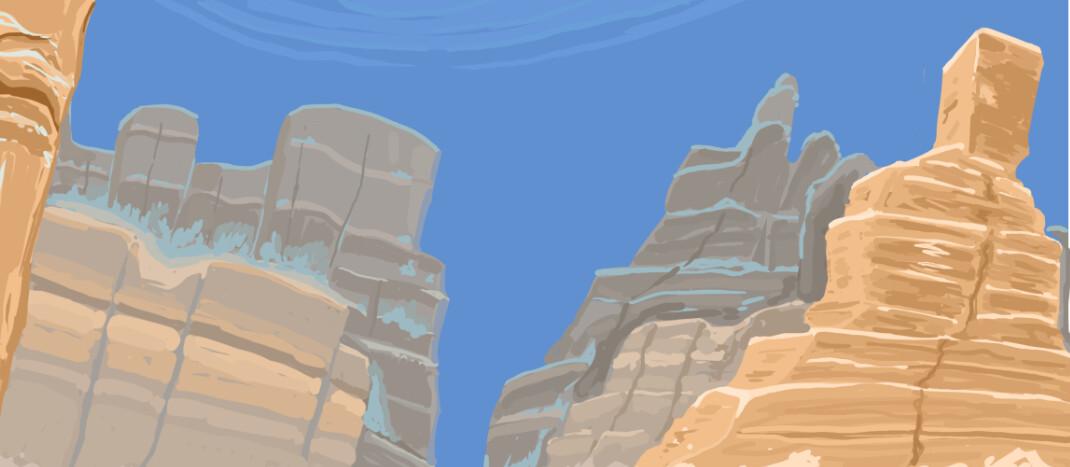 Cliffs practice