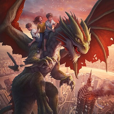 Kerem beyit the dragon thieves third cover final second revision personal