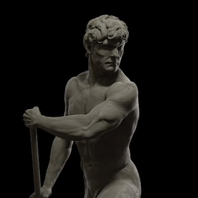 Yianni papazis sculpt 1